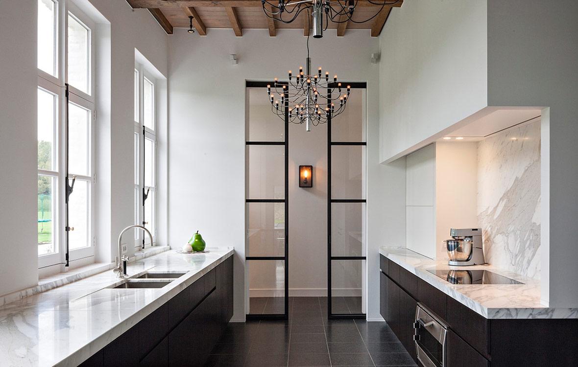 Interieur Staal Interieur : Stalen binnendeuren met glas dima interieur
